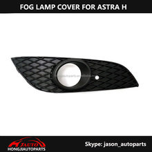 OPEL VAUXHALL ASTRA H 07-12 Front Fog Light Bumper Grille Trim Bezel Cover