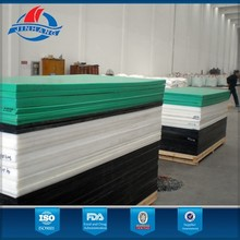 Green , white and black HDPE Sheet