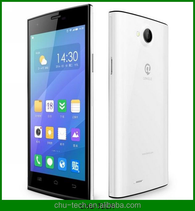 Dakele Small Cola SmartPhone MTK6582 Quad Core Android 4.2 With 5inch HD Screen Ram 2GB Rom 16GB