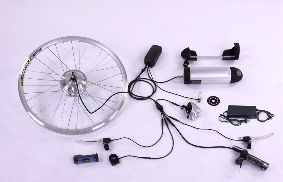 Electric bicycle conversion kit install electric bike kit ebike conversion kit