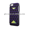 Customized card slot cover cases for Apple iPhone 5 5S