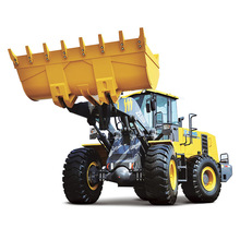 construction machines 3m3 bucket capacity 5T Wheel Loader xcmg zl50gn
