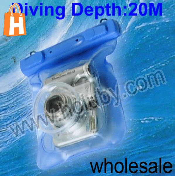 20M Universal Waterproof Camera Case