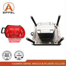 Personalized Popular Plastic Shopping Basket Injection Mould