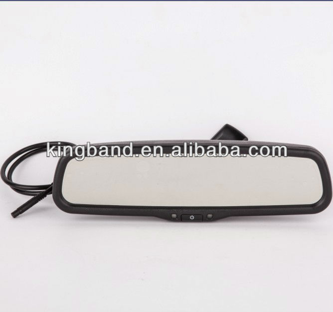 latest 3.5/4.3''automatical dimming auto rearview mirror monitor/your parking good helper/night driving needed