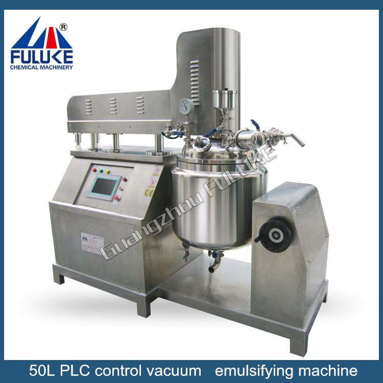 stainless vat machine mixer for cosmetics cream emulsifier machines made in japan products