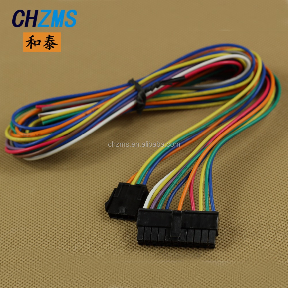 Hot Automotive Wire Harness And Cable Assembly With Amp Molex Electronics Connectors Buy Harnesscable Assemblyautomotive