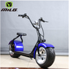 City Mobility Citycoco1000W Brushless Adult Electric Scooter motorcycle with 2 seats