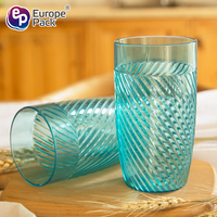 China EPK manufacture high quality 420ml cheap reusable plastic cup