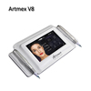 Artmex micropigmentation permanent make up tattoo machine with 7 inches screen