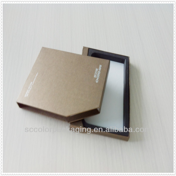 Handmade various paper photo frame, silk scarves packing box