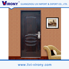 Gold Supplier Latest Design Steel Door Interior Door Room Door
