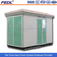 YBW Electrical Switchgear Mobile Substation Equipment