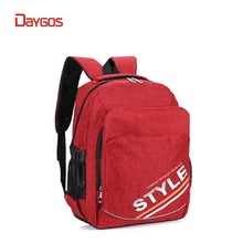 Daygos 2018 Double shoulder bag ladies' leisure fashion trend high school student bag computer waterproof canvas travel bags
