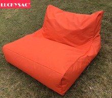 LUCKYSAC Outdoor bean bag chair relax chaise lounge beanbag
