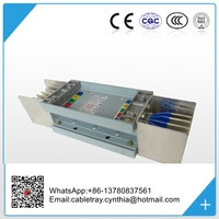 Power Distribution Sandwich Copper and Aluminum Compact Busway System