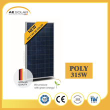 High Quality AE SMP6-72 Series 315W Hot-sport Free Module Poly Crystalline Solar Panel