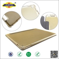 high quality leather & plastic Tablet Case for ipad pro 12.9inch , case with stand function for ipad pro 12.9inch -----Laudtec