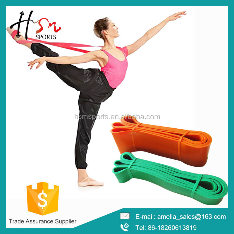 high elasticity ballet stretch band for dance