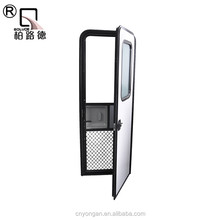 High quality security mesh aluminum trailer doors/motorhome accessories
