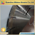 Top Quality granite stone cutting blade from China famous supplier