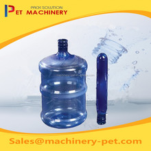 PET preform 5 gallon preform,3 gallon for carton package made in china
