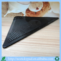 Adhesive gel pads carpet gripper for rug