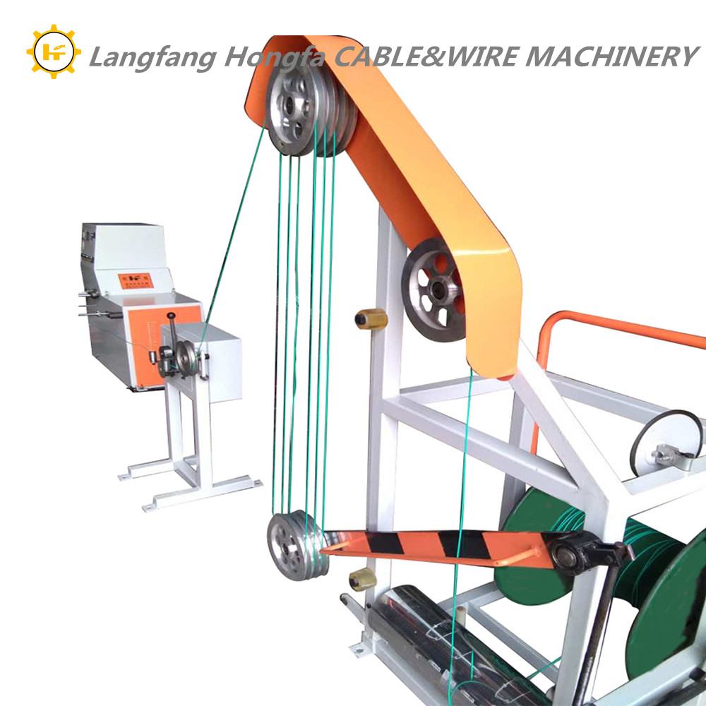 Wire Coiler   Automatic Electric Wire Coiler Machine Coiling Machinery Wire Coil