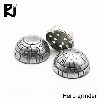 2017 innovative products for import chromium crusher tobacco spice herb plastic grinder weed