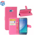 New Hit Products For Samsung PU Flip Leather Case For Samsung Galaxy C5 C5000 C5 Pro C5010Z