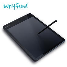 High quality 12 inch erasable lcd writing board kids drawing board memo pad