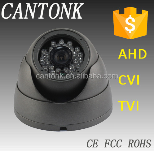 CCTV Camera 720P 960P 1080P HD Analog CVI Camera IR vandalproof 24pcs leds