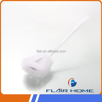 curved popular hot sale good use plastic toilet brush