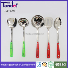 Tander online shopping stainless steel plastic kitchen ware cooking tool kits