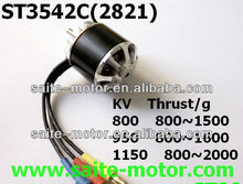 ST3542C emax rc brushless motor outrunner for glider airplane