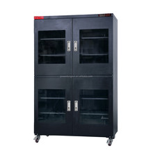Tongrun Industrial Electronic Damp-proof Humidity Control Dry Cabinet / Digital Display Dry Box 1428L
