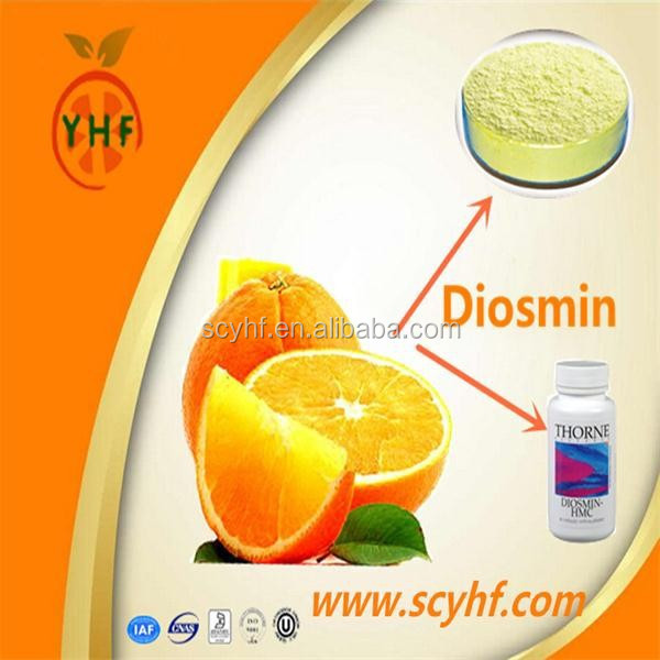 pure natural plant extracts active pharmaceutical ingredient diosmin manufacturers from Sichuan