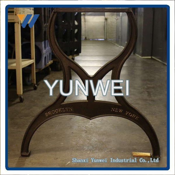 High Quality Wholesale Table Leg Cast Iron For Europe Style Garden