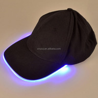 LED Hat Ultra Bright Lights Unisex Baseball Cap Easily Adjustable One Size Fits All Flashlight for Hunting