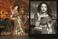 Indian Bridal Saree Blouses Designs