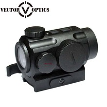 Vector Optics Torrent 1x20 Infrared Tactical Red Dot Reflex Sight / Scope with Quick Release Detach Mount for .223 5.56 AR15 M4