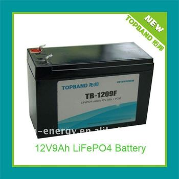 Hot Selling 12V Electric Motor Battery Manufacturer with BMS Protection
