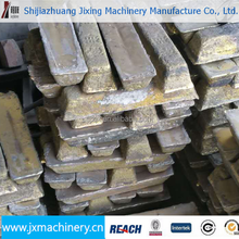 Copper ingot 58%-60%,Industrial grade/yellow cooper ingot