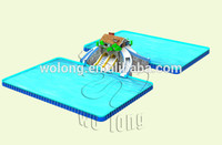 commercial grade inflatable water slides, aqualand water park
