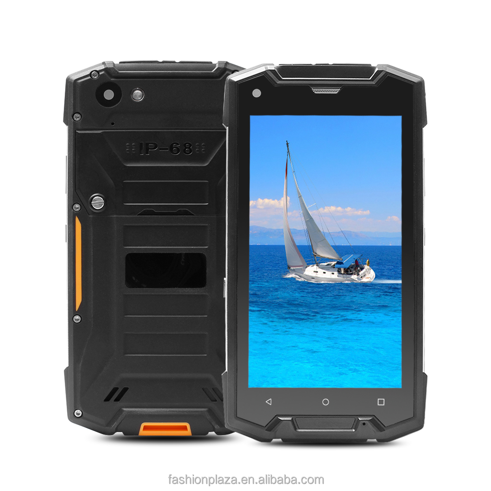 5inch 4g lte ip68 military grade rugged smartphone RMQ5018