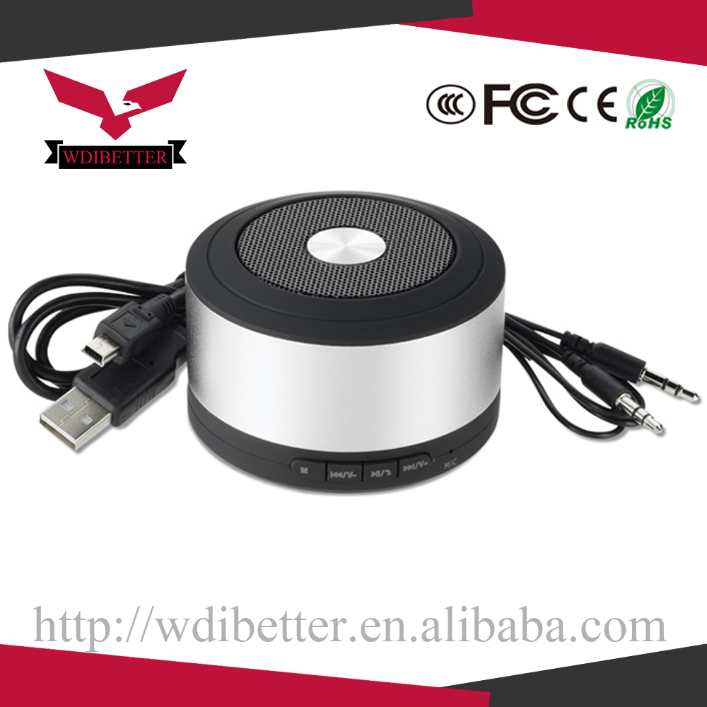 Wholesale Custom Logo Mp3 Speaker