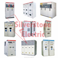 Silverstone Electric Switchgear Series -GZD(W) Mico-computer VCB Switchgear DC Power distrion panel cabinet Cubicle