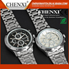 3 Big Dial Watches as Decoration Hot Selling in USA Stainless Steel Band CHENXI Watch