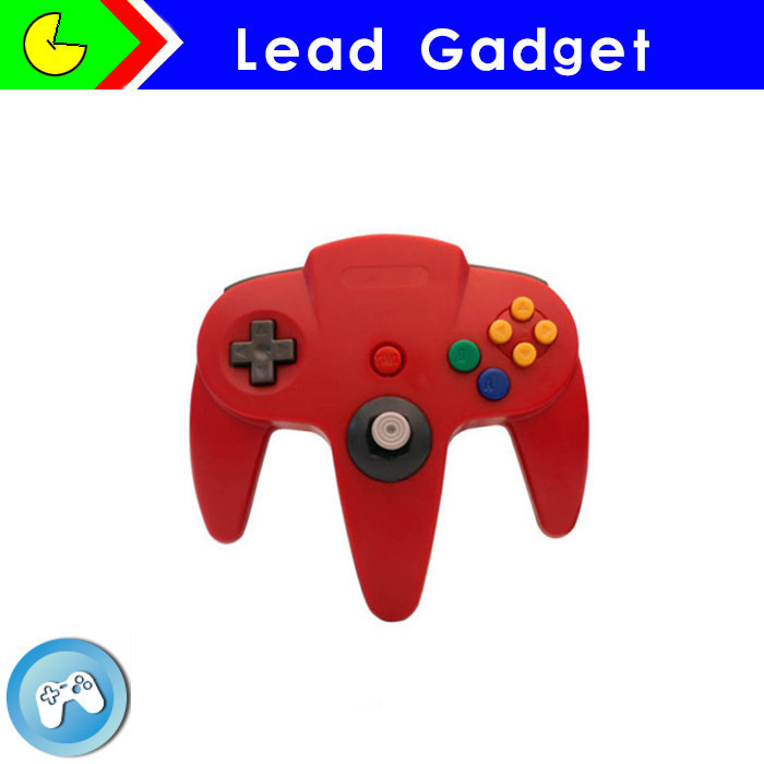 game joypad for N64 for nintendo game cube 64 usb EXW price wholesale in China