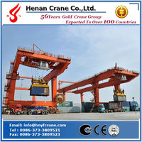 Container crane used in port professional crane supplier